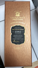 a.d. rattray's vintage cask collection dufftown distillery