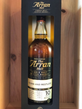 Arran Young and Restless 10 Years old CS 58,0%