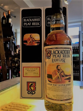 Blackadder Peat Reek Raw cask