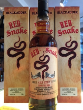 "Blackadder Red Snake Sherry cask Finish "" Redneck 26 """