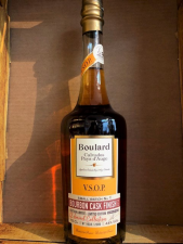 Boulard VSOP Bourbon Cask Finish Limited Edition