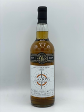 Claxton's Exploration Series Cambeltown 5 Years 50% Cask Type: PX Sherry Hogshead