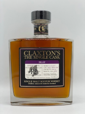 Claxton's Lochindaal 12 Years ( Bruichladdich Distillery ) 55.58% Cask No: 2104-23
