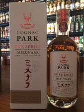 Cognac Park Borderies Mizunara Japanse oak cask finish