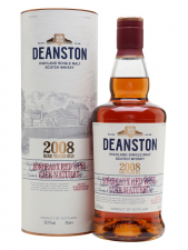 Deanston Bordeaux Red wine Finish