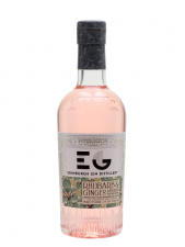 Edinburgh gin distillery rhubarb & ginger liqueur small batch