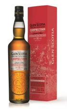 GLEN SCOTIA 10YO Campbeltown Festival edition 2021 Bordeaux Cask Finish