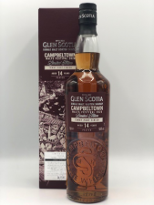 GLEN SCOTIA 14YO Tawny Port Finish Limited Edition 52,8%