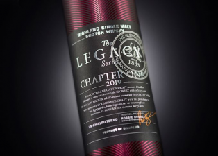 Glengoyne The legacy serie Chapter One 2019