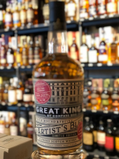 Great King ST By Compass Box Single marrying Cask Limited Edition Bresser & Timmer