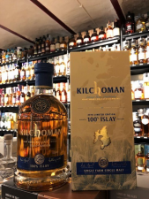 Kilchoman 100% Islay The 8 th Edition  2018