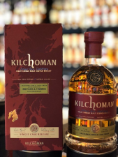 Kilchoman Sauternes Single Single Cask Finish Bottled exclusively for Bresser & Timmer 25 Th Anniversary
