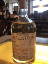Last Lost Dutch Caol Ila vat Finish Limited Edition (140 flessen)