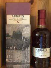 Ledaig 19 years PX finish