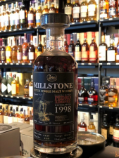 Millstone Single Cask pedro Ximenez 1998 SPECIAL 2!! Inclusief sample!