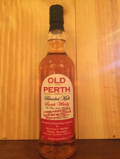 Old perth Red Wine Finish No 2.0 limited edition