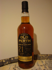 Old Perth single cask 21 Years