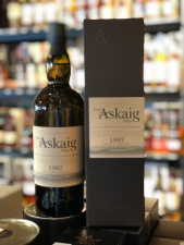 Port Askaig Islay 1997 Single vintage Bottled 2018 to Celebrate The 25Th Anniversary of Bresser & Timmer