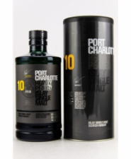 Port Charlotte Heavily peated 10 Years
