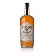 Teeling Single grain wine casks