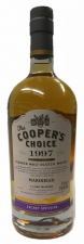 The Coopers Choice 1997 Wardhead Secret Speyside 1 of only 384 Bottles