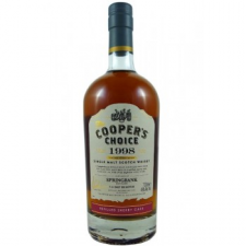 The Coopers Choice 1998 Springbank Refilled Sherry Cask