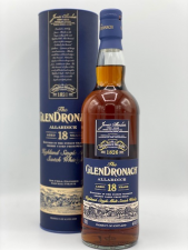 The Glendronach 18 Years Allardice ( Botteling 16/06/2021)