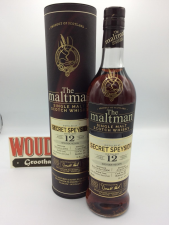 The Maltman Secret Speyside 12 Years