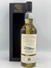 The Single Malts of Schotland Bowmore 23 Years Sherry Butt cask: 960014