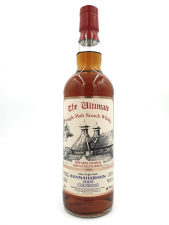 The Ultimate BUNNAHABHAIN 11Y 2009 CASK STRENGTH 68.9%