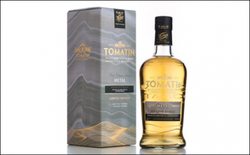 "Tomatin Five Virtues Series "" Metal "" Limited edition"