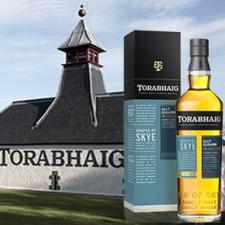 Torabhaig Allt Gleann 1st Fill Bourbon & Refill Whisky Casks