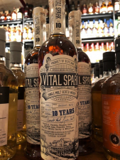 Vital Spark 10 Years Sherry Butt Heavily Peated