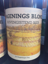 Wagenings Blond Bier (75CL) ( Wageningen)