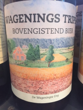 Wagenings Tripel Bier (75CL) (Wageningen)