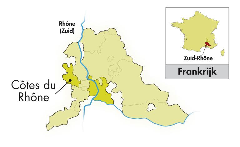 Le Clos du Caillou Côtes du Rhône La Réserve Blanc
