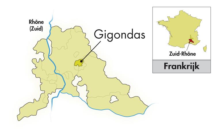 La Bastide Saint Vincent Gigondas