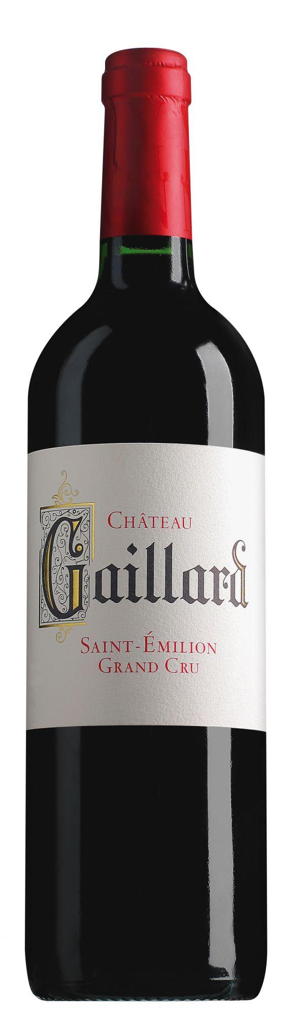 Château Gaillard Saint-Émilion Grand Cru