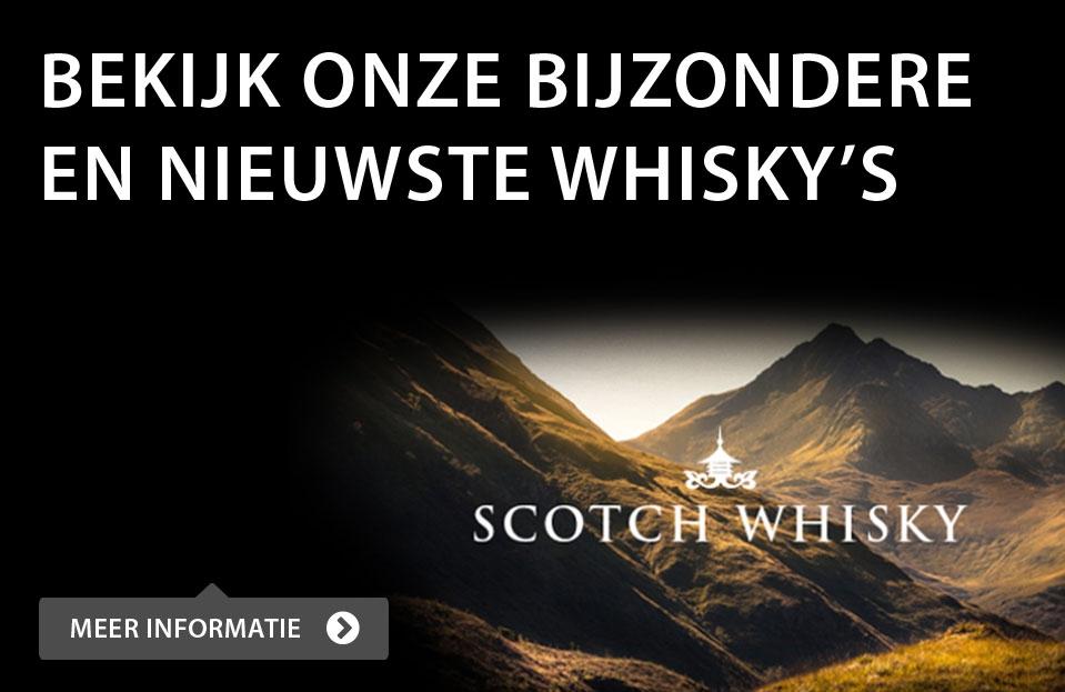 Wijnhandel Woudenberg - Nieuwste Whisky's
