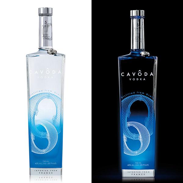 Cavoda Vodka