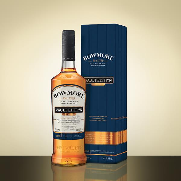 "Bowmore Vault Edition ""First Release"""