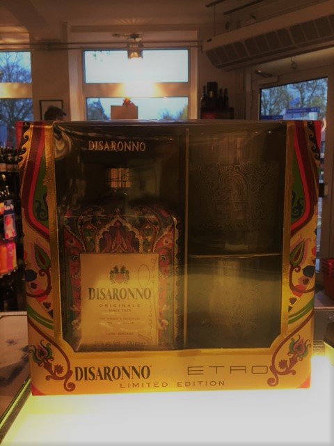 Disaronno Limited Edition Cadeauverpakking