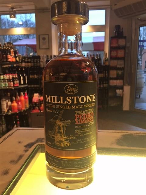 Millstone Peated pedro ximenez 2010  #11