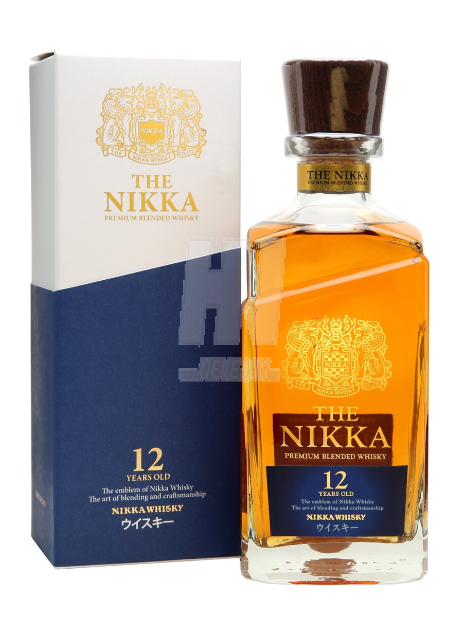 The Nikka 12 Years old Japan