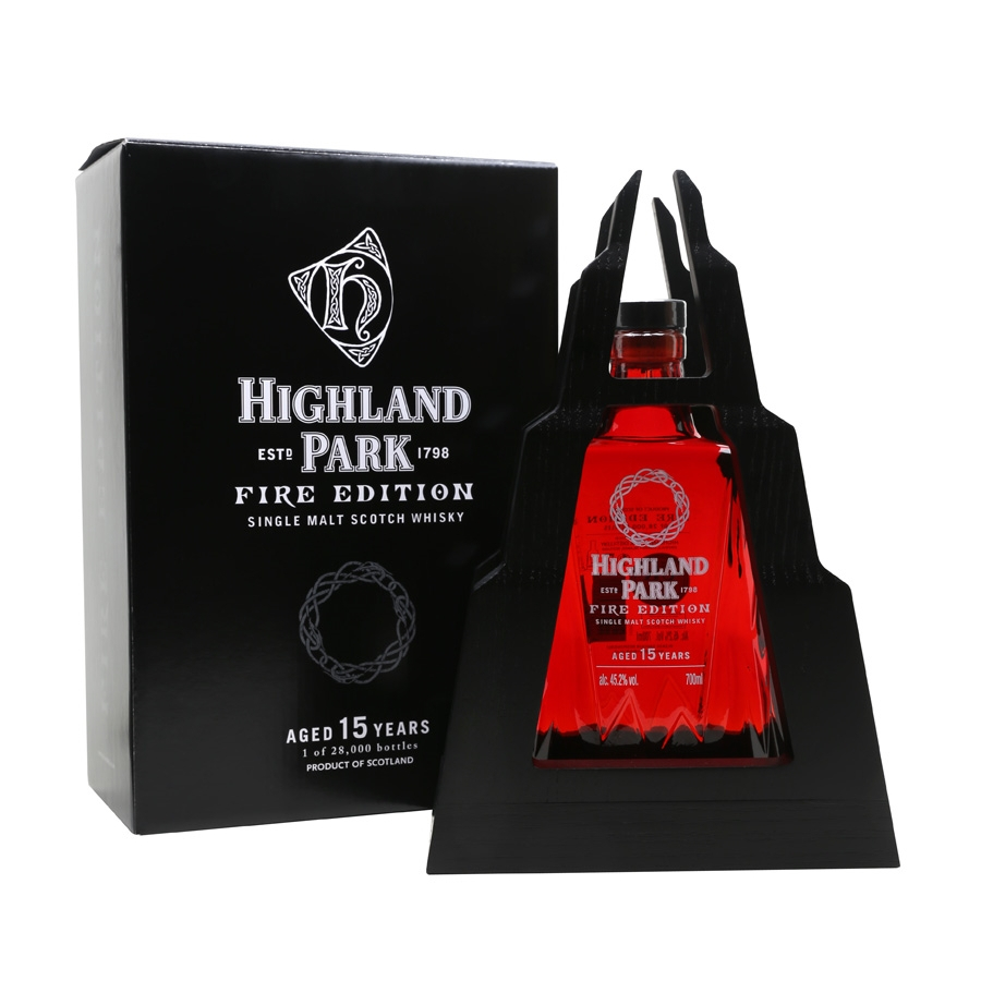 "Highland Park Fire ""Limited Edition"""