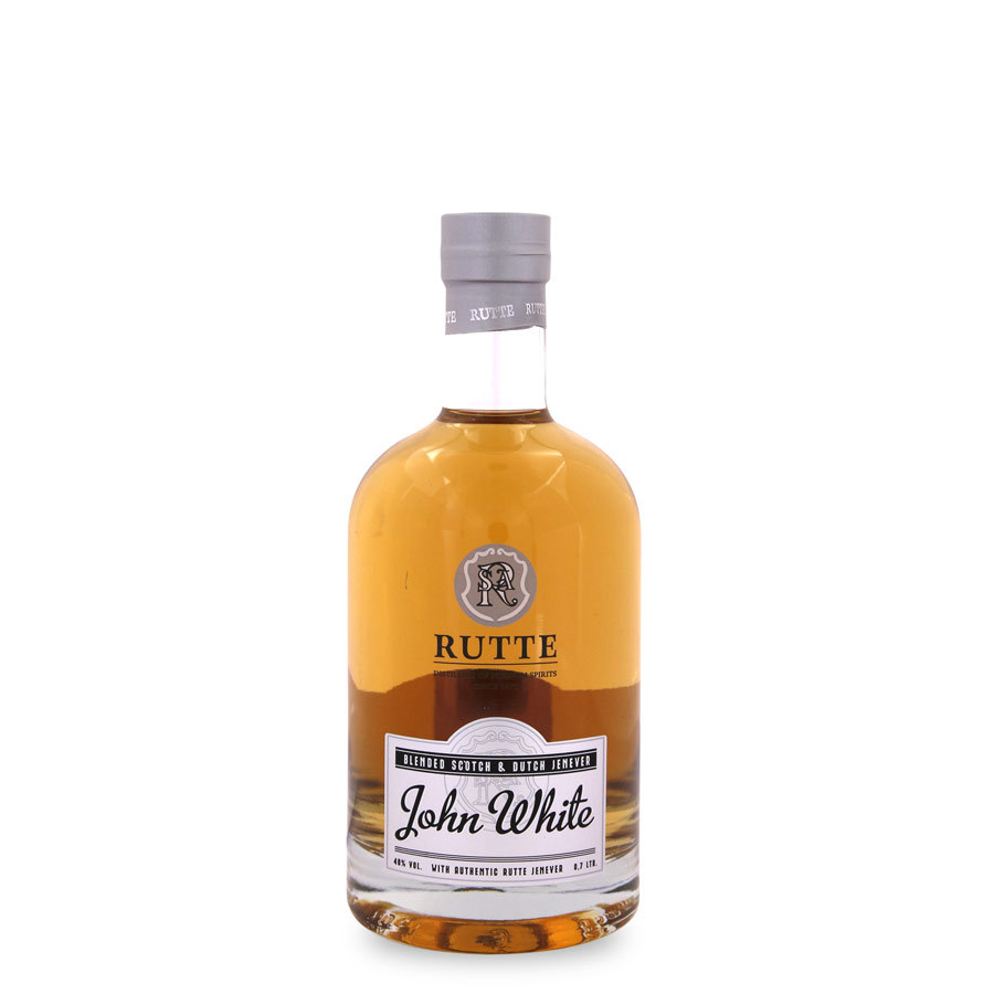 John White blended Scotch & dutch jenever