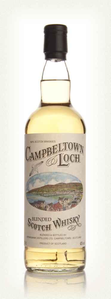 Campeltown Loch blend