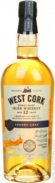 West Cork Sherry cask Irisch whiskey