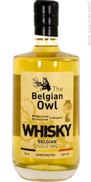 Belgian OWL Belgian single malt whisky