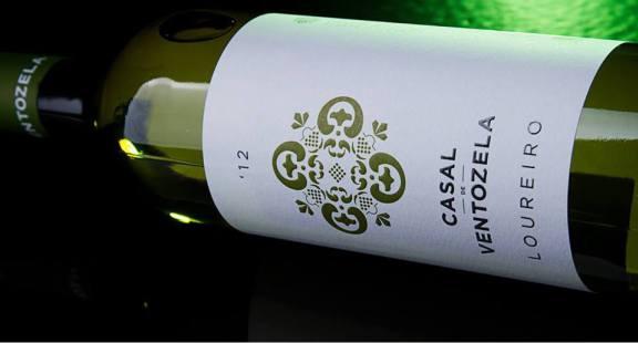 Casal de Ventozela vinho verde loureiro